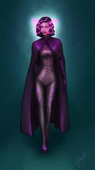 British Psylocke redesign