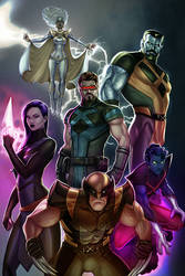 Xmen by pretty-cool-huh