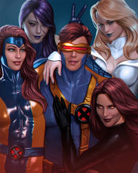 Cyclops and his telepaths