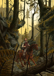 bear hunt by FelixPresch