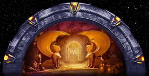 Gate of Worlds by Irrakarex