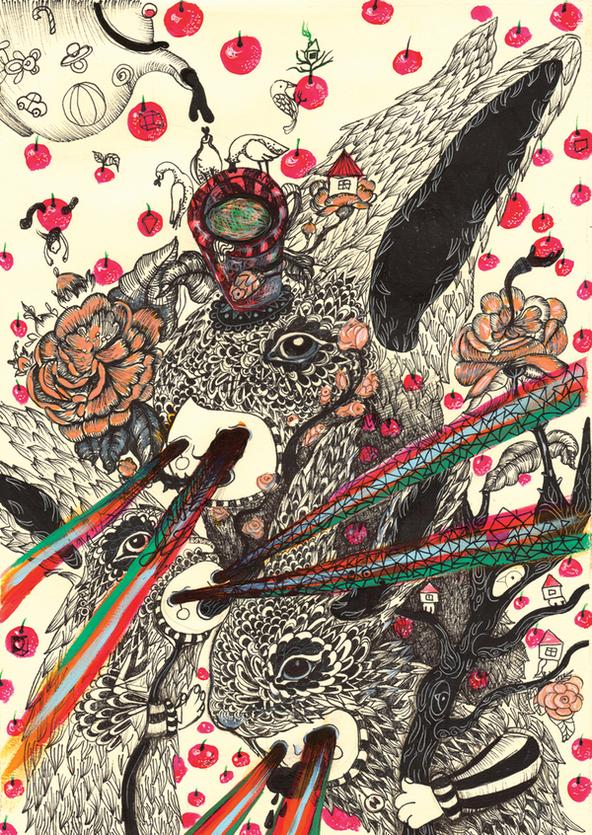 bunny year by povestideadormitcopi