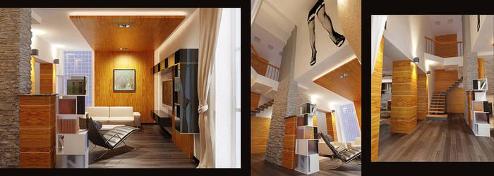 Interior re-design view 2