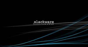 Slackware Linux Wallpaper by Blacklite-Teh-HaXxor