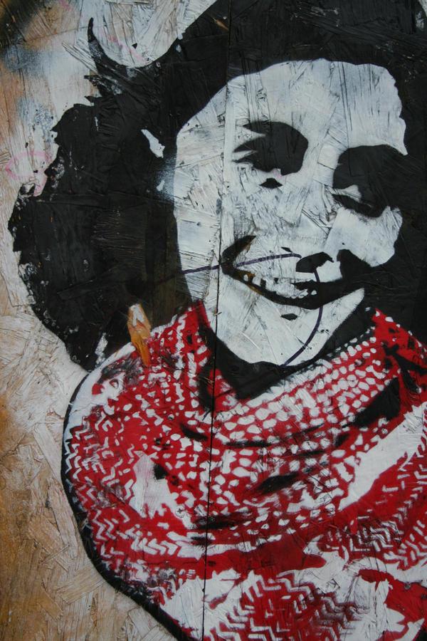 Amsterdam Grafitti: 1 by azizamaheen