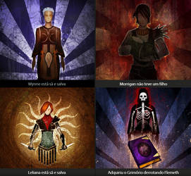 GC Dragon Age Keep - 03 by iLupusWild