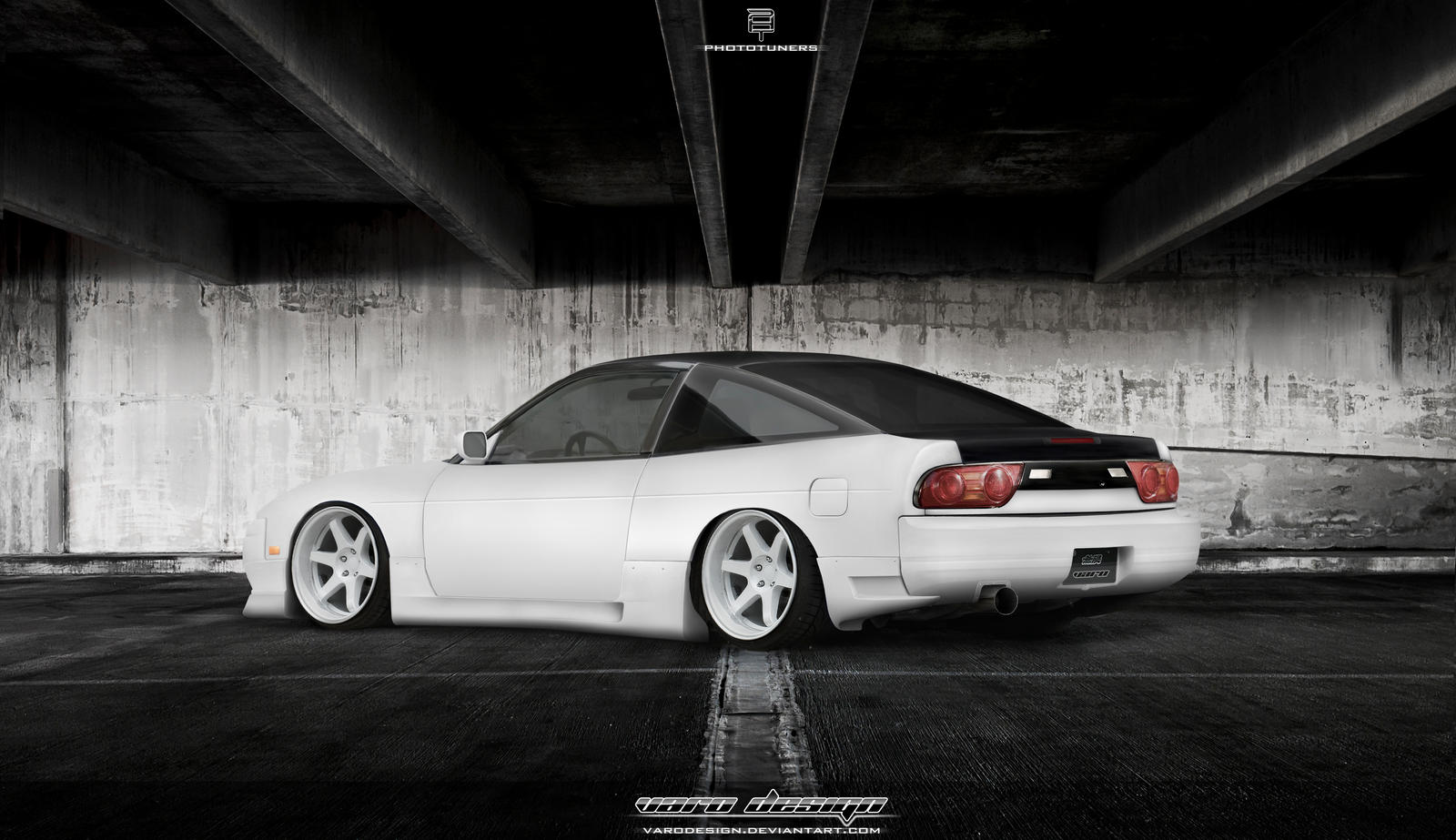 Nissan 180sx by VaroDesign on deviantART