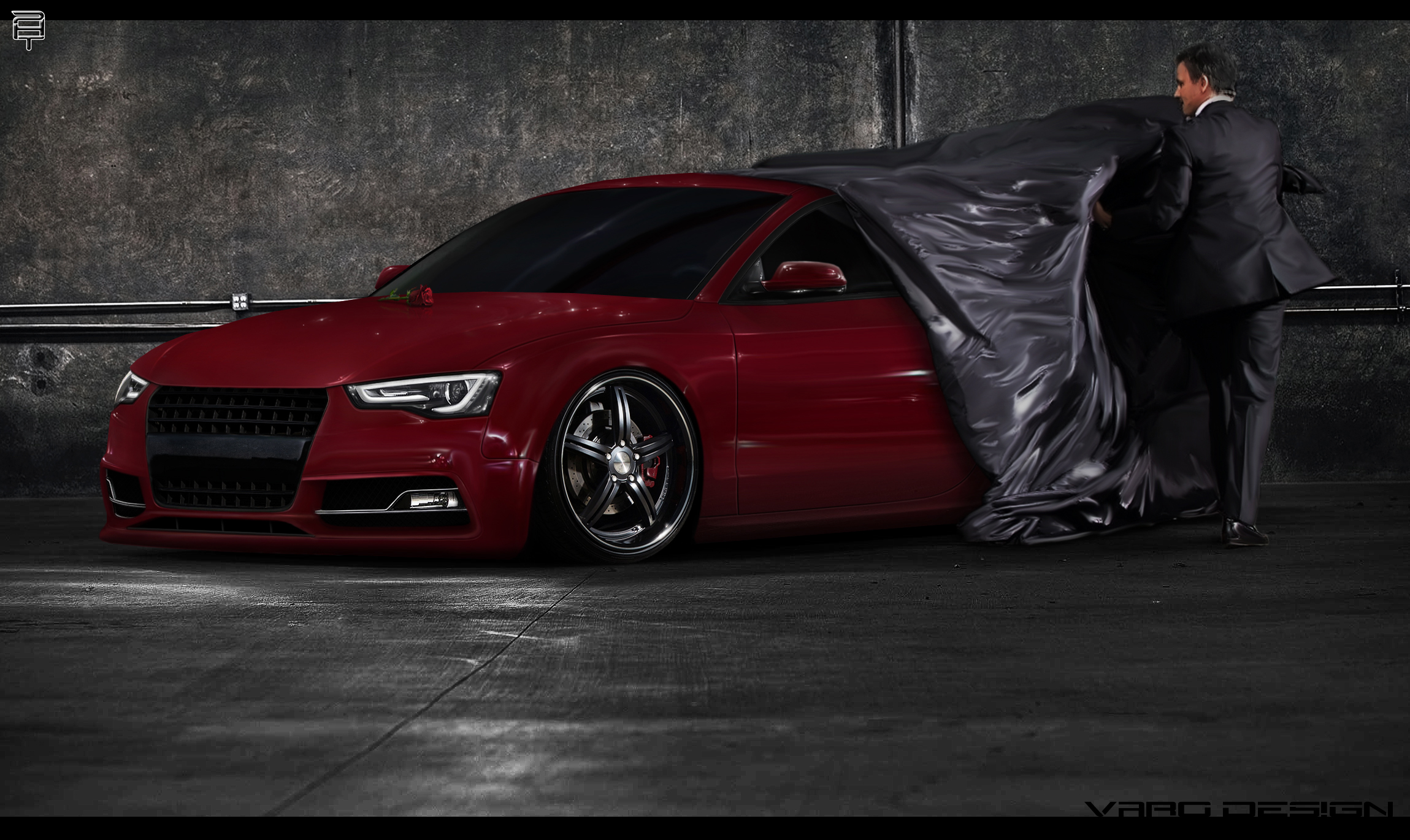 Audi S5 - dA VT IV by VaroDesign