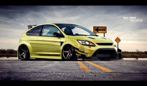 Ford Focus RS by VaroDesign