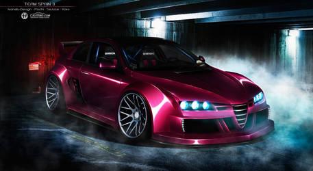 Alfa Romeo 159 Round 2 WTB 2013
