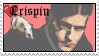 Crispin Glover stamp by madhatta