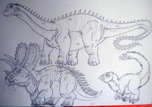 2016's Dinovember #47