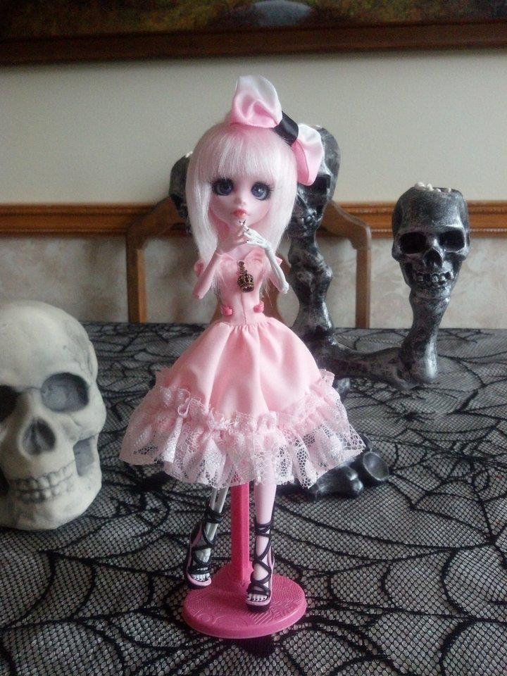 Cosette, my MH custom by HavenRelis