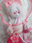 Little Apple Doll custom: Haruko
