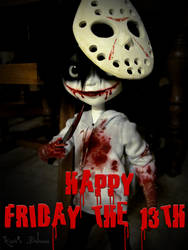 Happy Friday the 13th by HavenRelis