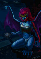 Demona by Marry-mind
