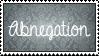 Abnegation Stamp by ElizabethLizaAckles