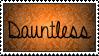 Dauntless Stamp by ElizabethLizaAckles