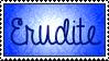 Erudite Stamp by ElizabethLizaAckles