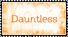 Dauntless by ElizabethLizaAckles