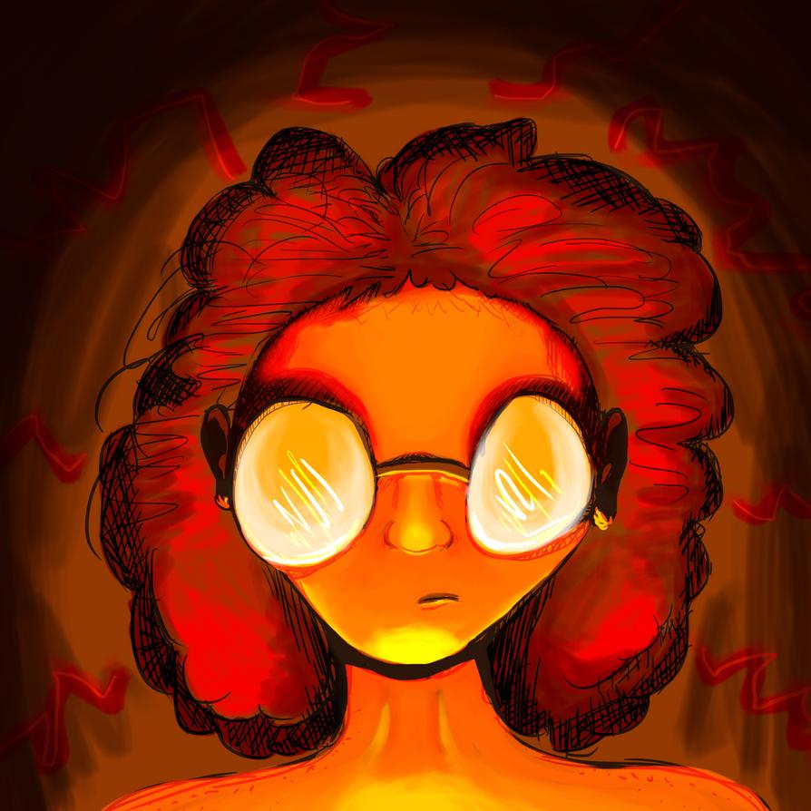 Glare by Silvaina