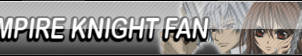Vampire Knight Fan Button by RealTRgamer