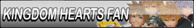 Kingdom Hearts Fan Button