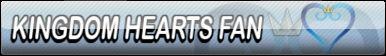 Kingdom Hearts Fan Button 2