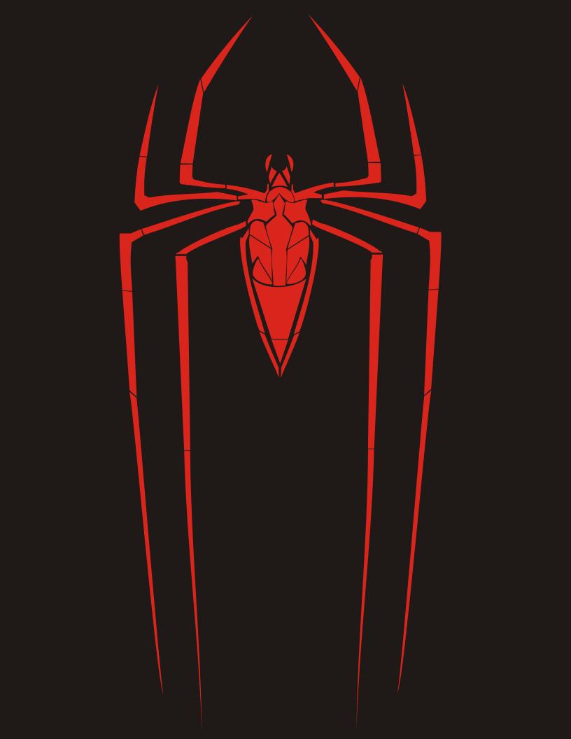 Miles Morales Spider Symbol By Black253 On Deviantart
