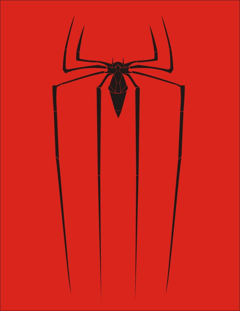 Peter Parker Spider Symbol By Black253 On Deviantart