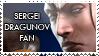 Sergei Dragunov stamp by vdaymassacre