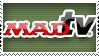 Mad TV Stamp