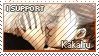 KakaIru Stamp by vdaymassacre