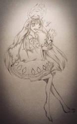 OC : Kiri by Kagaka