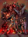 Wonder Woman Villains - draft