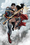 Superman and Wonder Woman: Power Couple