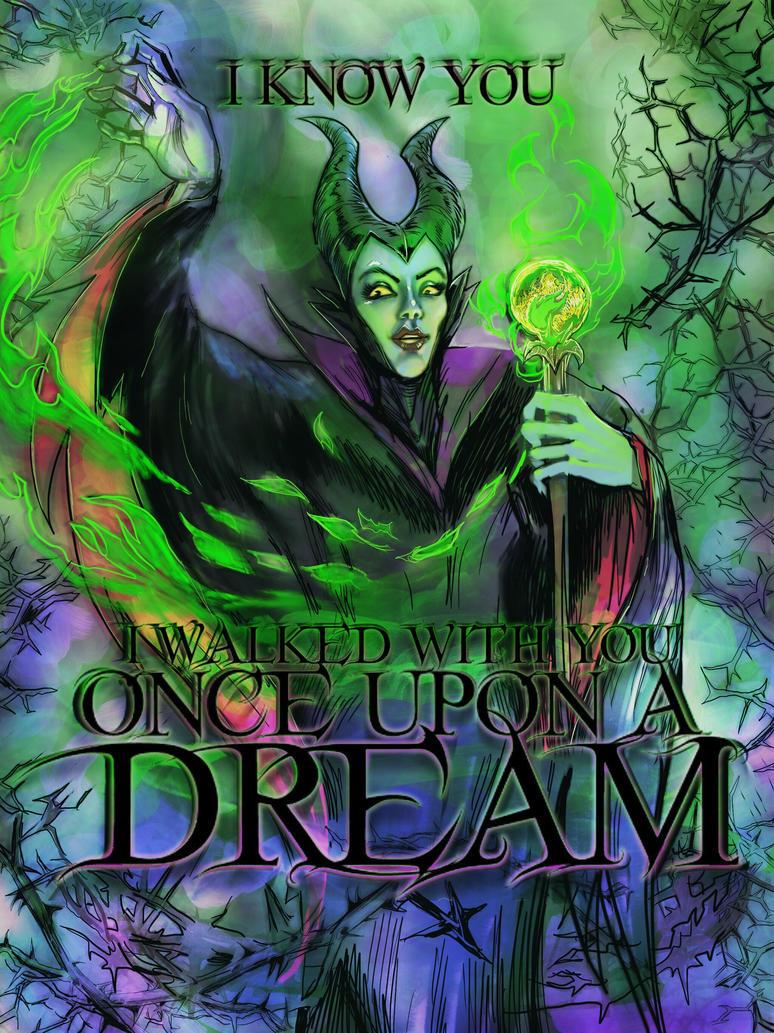 Maleficent  by timothylaskey