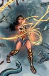 Wonder Woman v Medusa