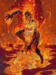 Magma - X-Men: Age of Apocalypse