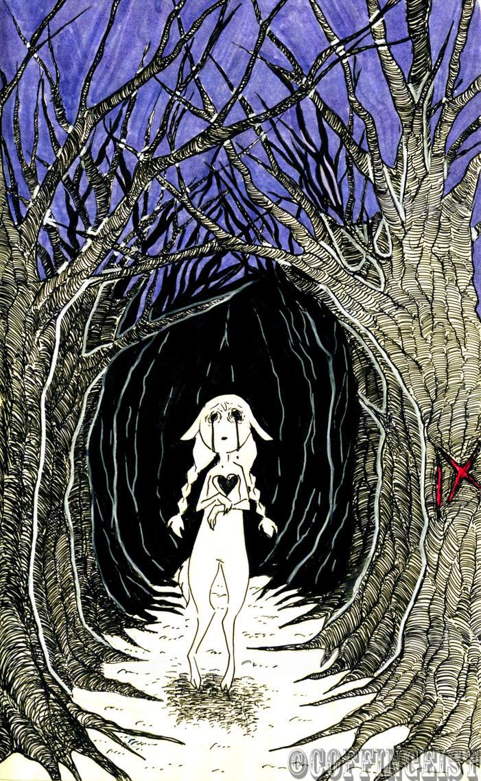 IX Solitude by Coffingeist