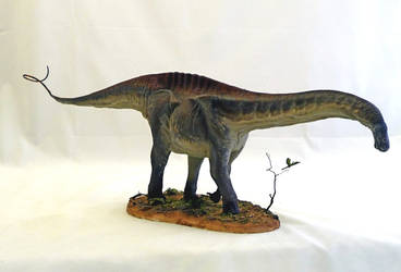 Apatosaurus excelsus by RaderStudios