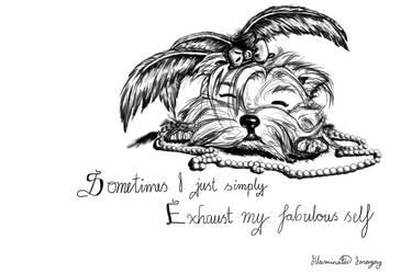 My Fabulous Self by Illuminated-Imagery