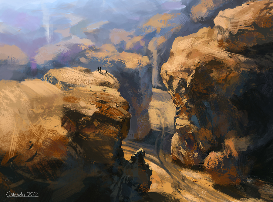 canyon by najtkriss