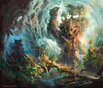 Raging elemental