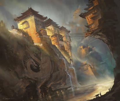 The Remote Monastery