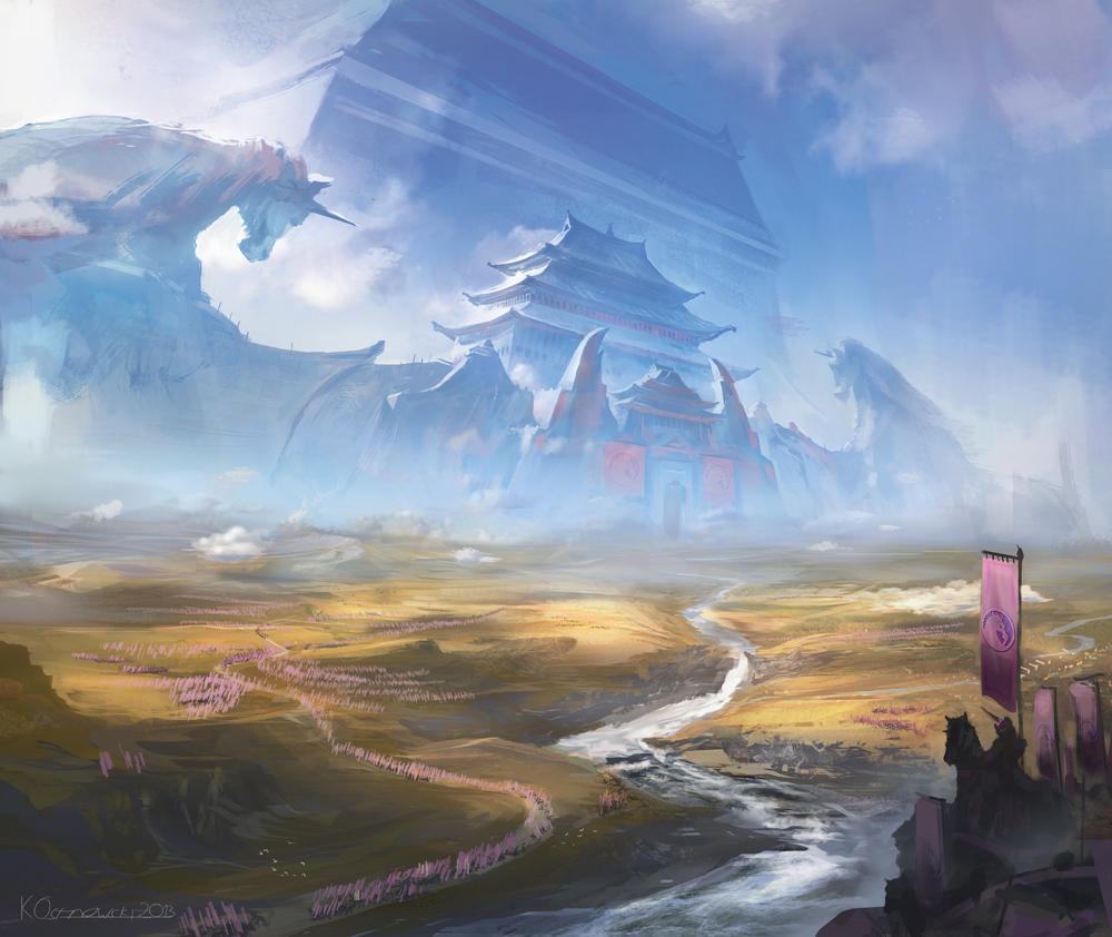 The Golden Plains by najtkriss
