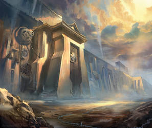 The Impregnable Fortress by ChrisOstrowski