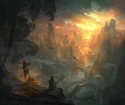 Untouched Lands