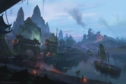 The Fruitful Port 2