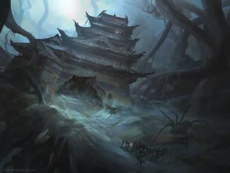 The Hidden Bastion by ChrisOstrowski